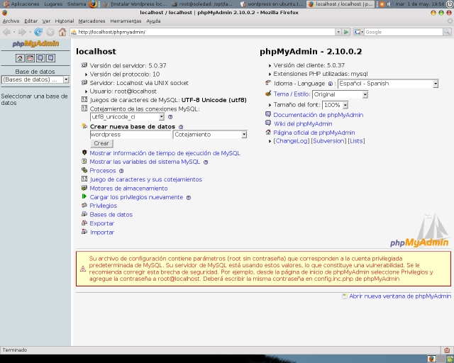 Instalacion de WordPress en Ubuntu   Ubuntu Life