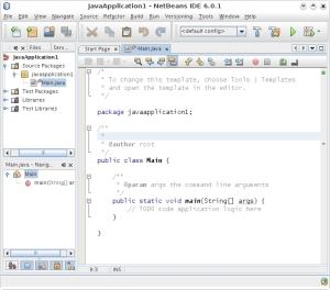 Apache NetBeans 11.0