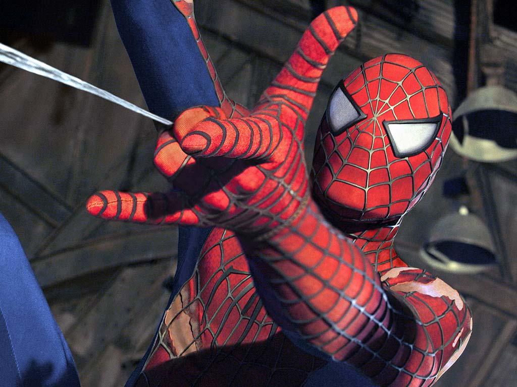 Imagenes de Spider Man y Spider Man Negro