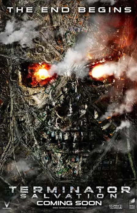 terminatorsalvationteaserposterflash