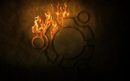 ubuntuonfire