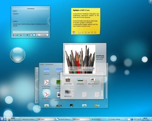 KDE43plasma