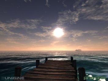 unigine_sun
