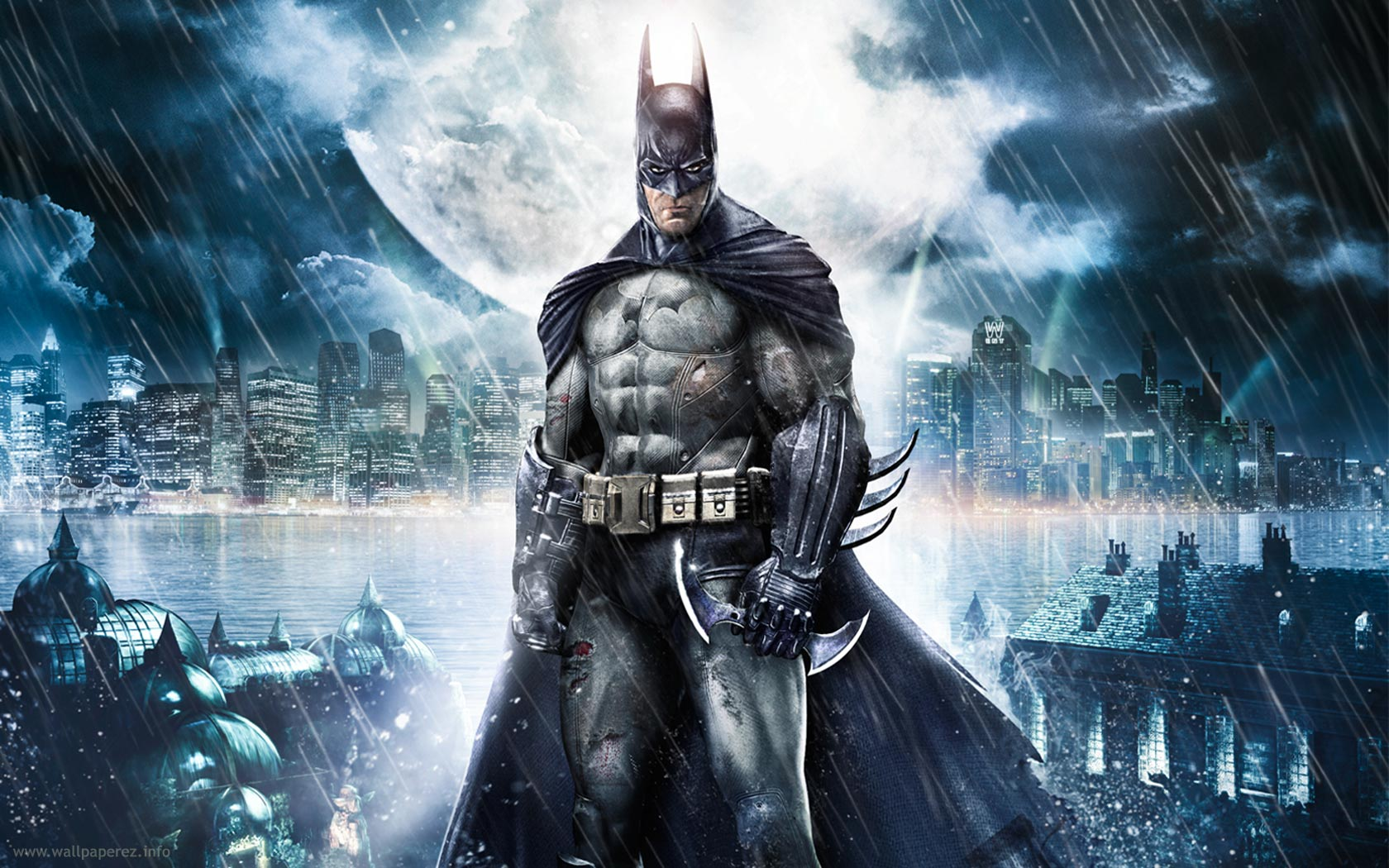 batman arkham asylum wallpapers | pc game database