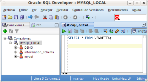 SQLdeveloper21