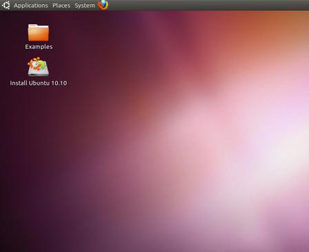 Ubuntu 10.10 Beta Maverick Meerkat