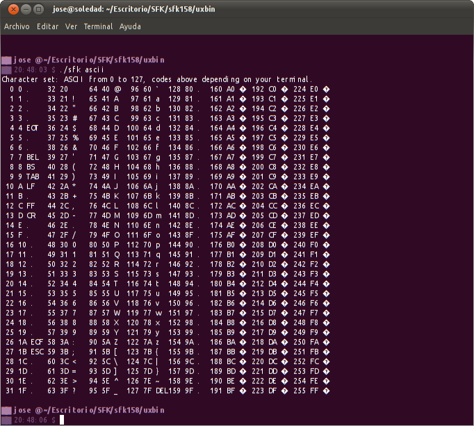 "sfk: La navaja ""suiza"" para ficheros   Ubuntu Life"