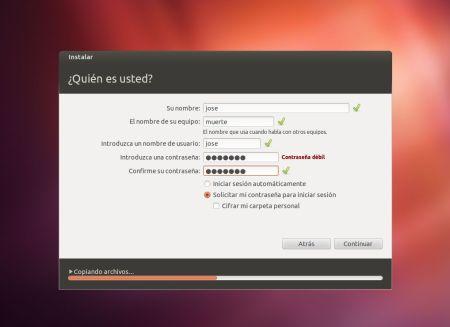 Como instalar linux ubuntu version 12.04 paso a paso.