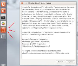 PPA para instalar Ubuntu 12.04/12.10 en la Google Nexus 7