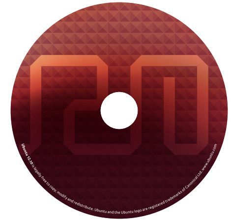 ubuntu 12.10 Quantal Quetzal carátula oficial