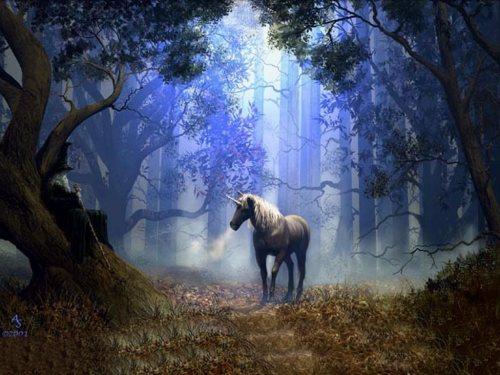 Unicorn-Wallpaper